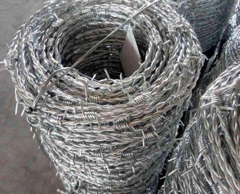 Galvanized barbed wire BEST Hardware