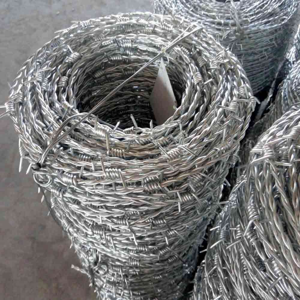 Galvanized barbed wire BEST Hardware