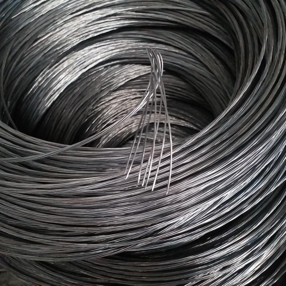 black bright annealed wire