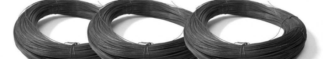 low carbon black wire