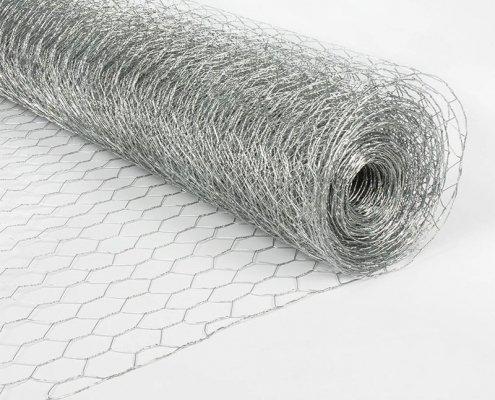 Hexagonal wire-mesh -21-8-6-1