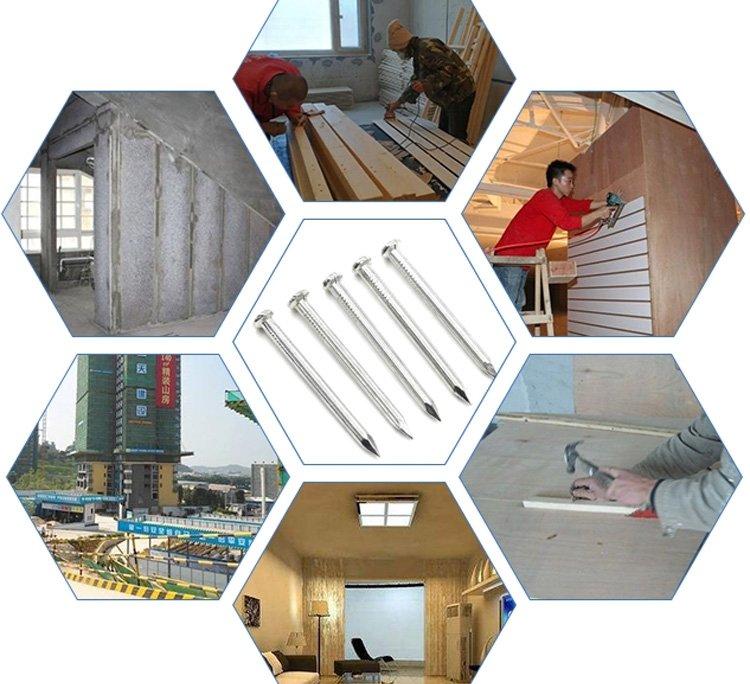 concrete nail application